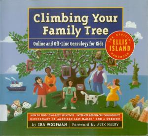 climbing your family tree_book cover