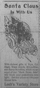 Columbus Commercial December 16, 1909