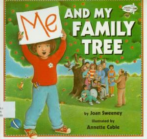 me and my family tree_book cover