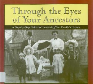through the eyes of you ancestors_front cover