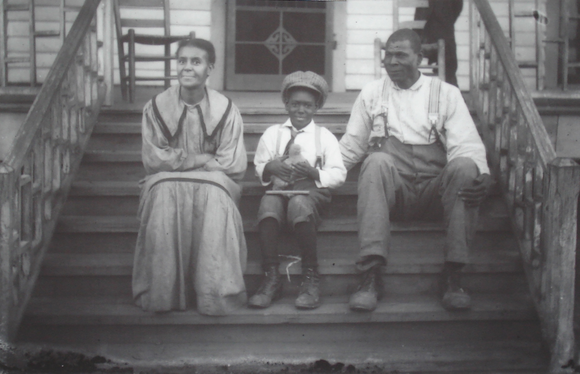 Very African American Photography Exhibit at Library | Local History  MQ03